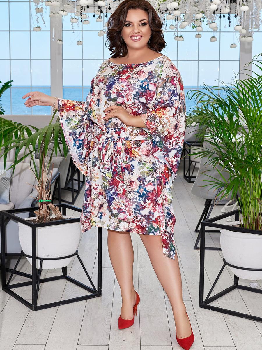 Сукня з квітковим принтом | 5447087