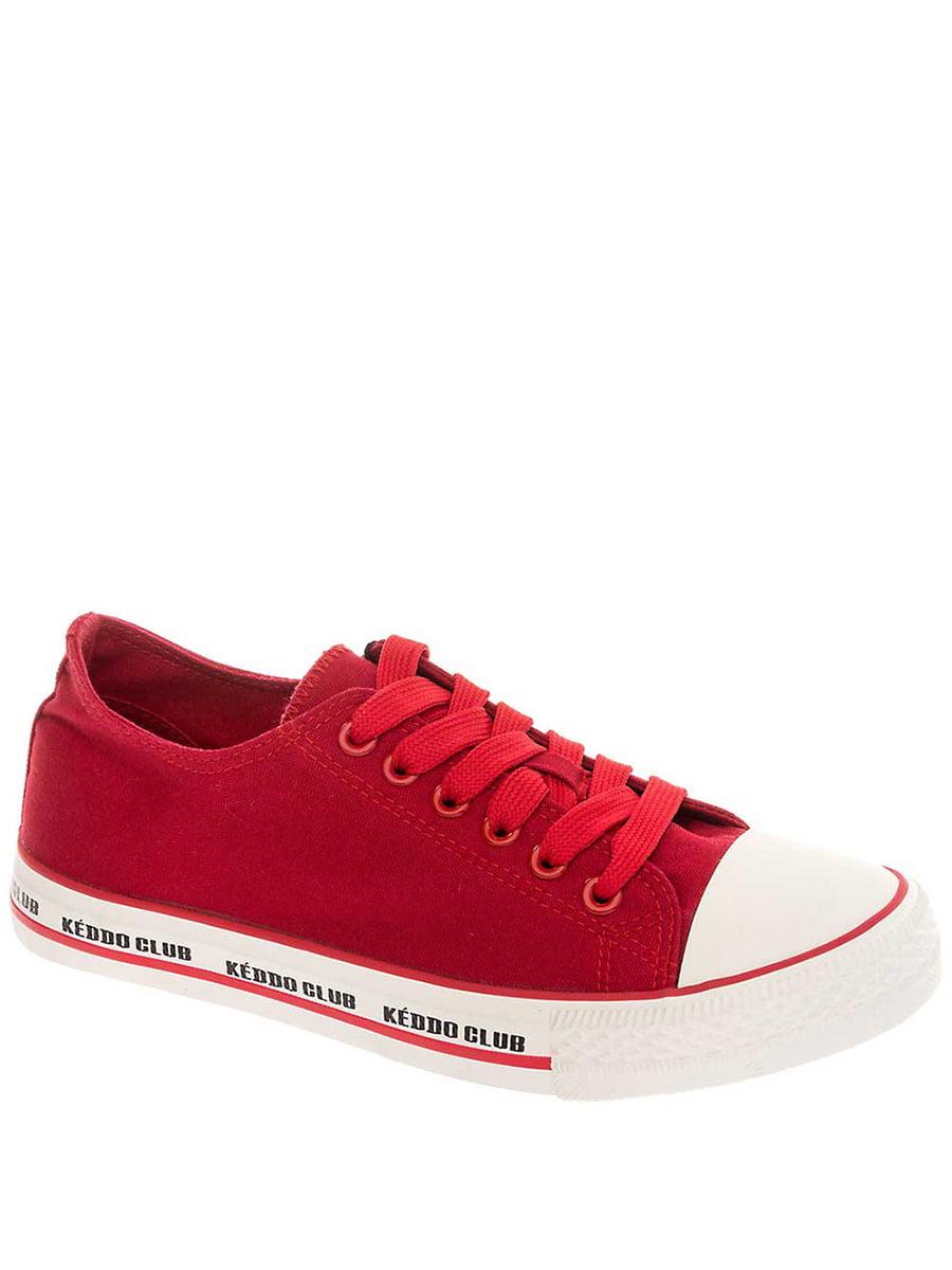 Кеды красные | 5418588