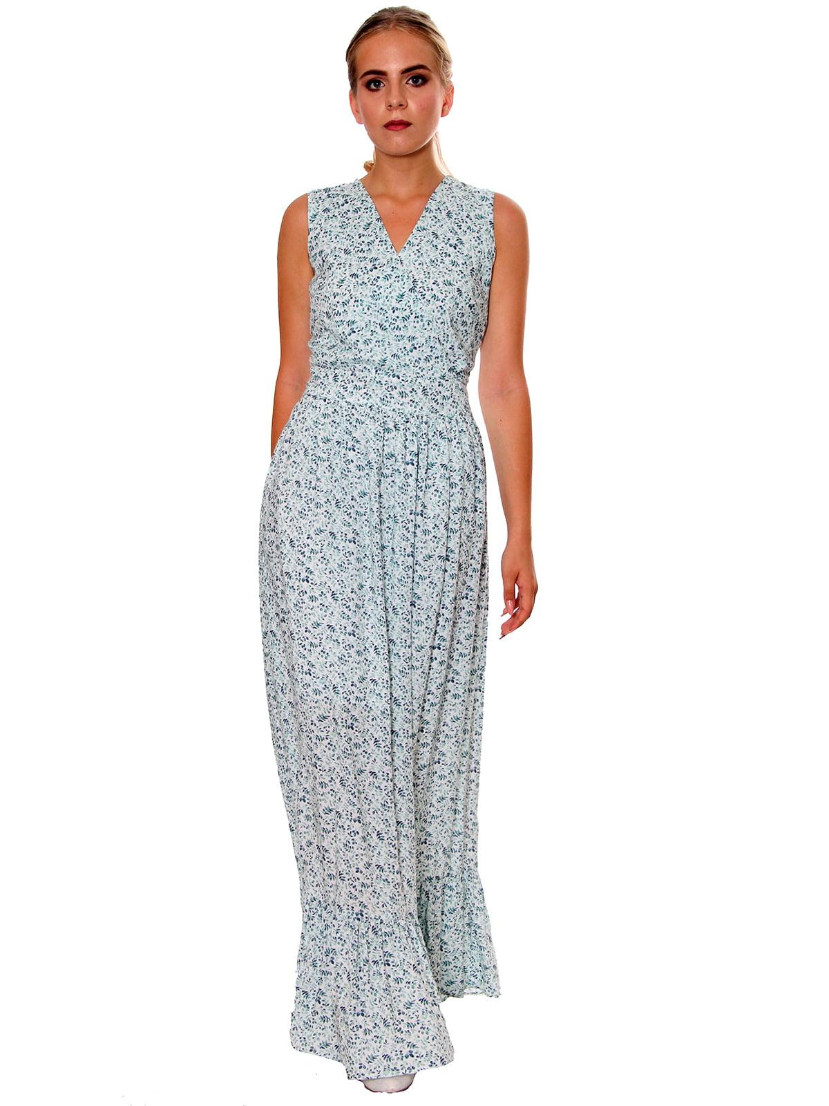 Платье с принтом | 5447820