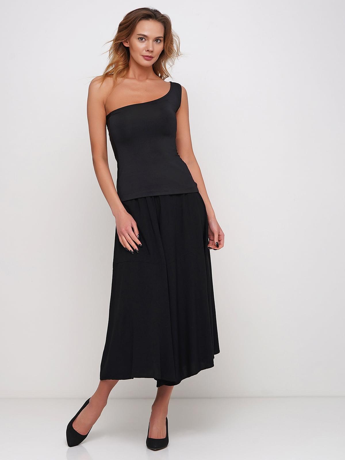 Блуза черная   5448763