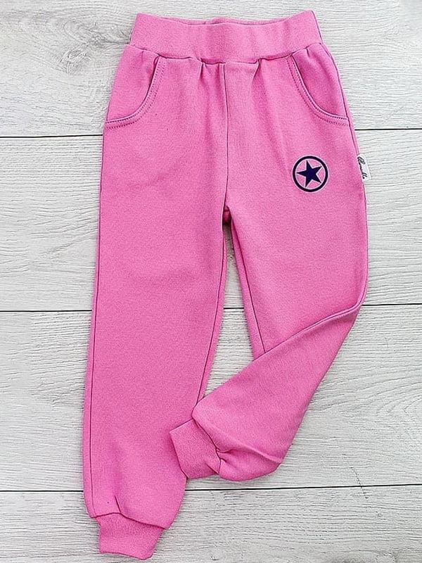 Штани рожеві | 5454559