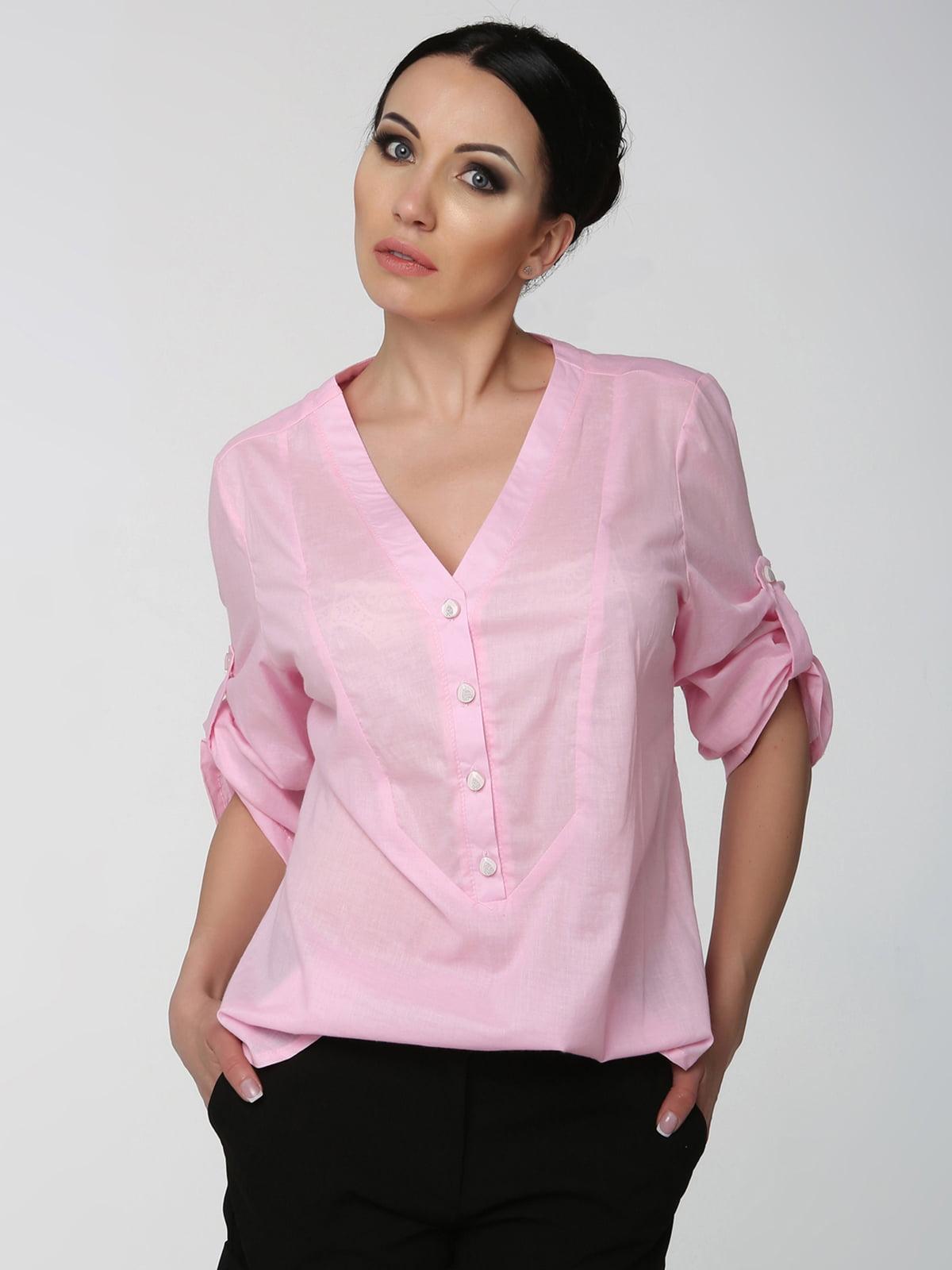 Сорочка рожева | 5455377
