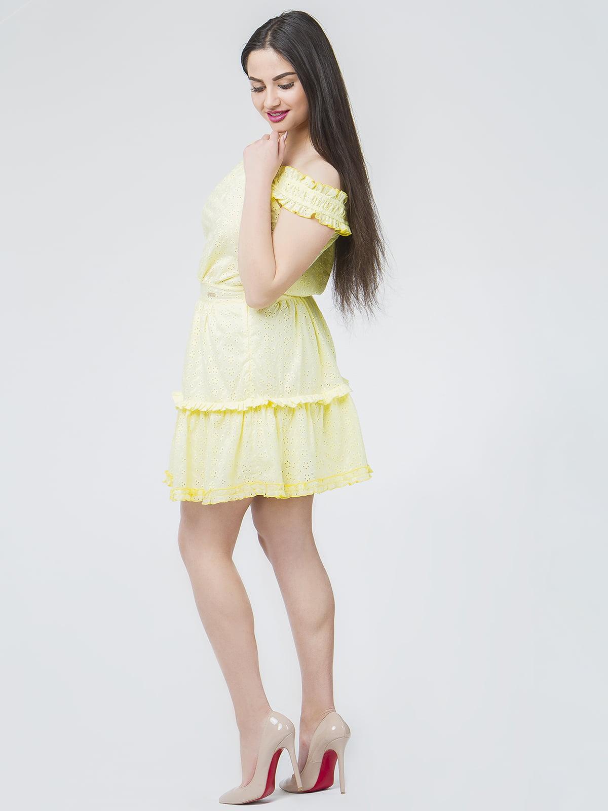 Сукня жовта   5455397
