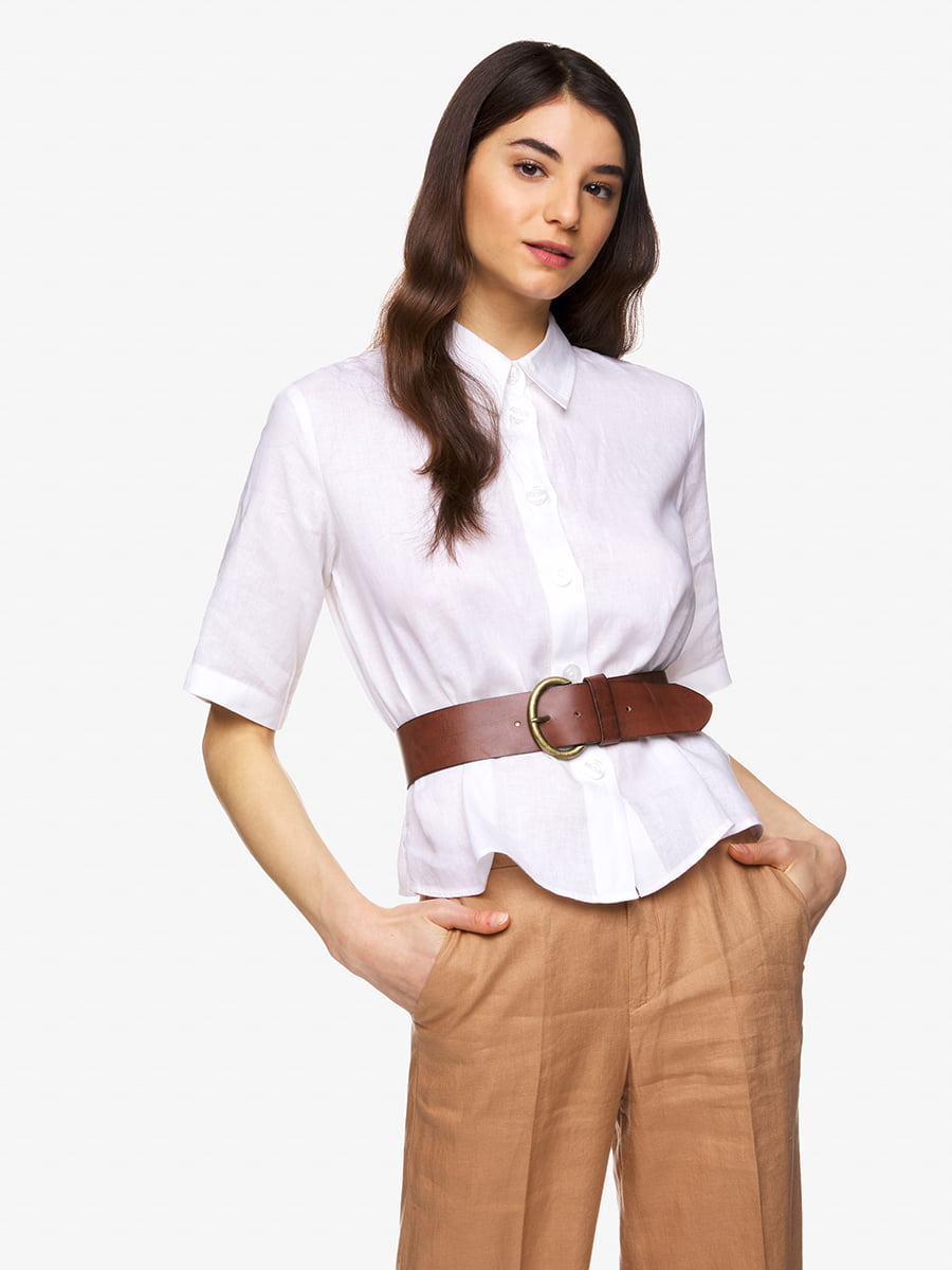 Рубашка белая   5456488