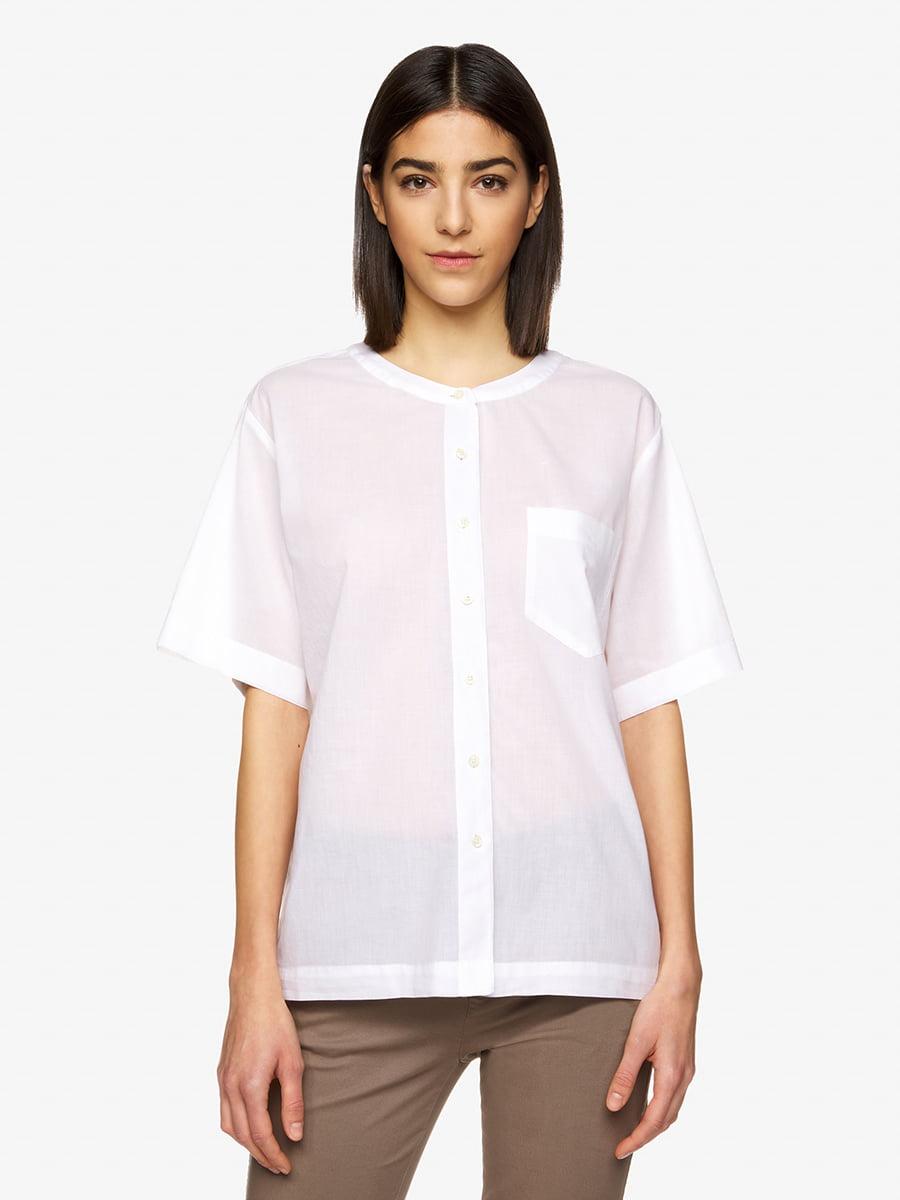 Рубашка белая   5456499