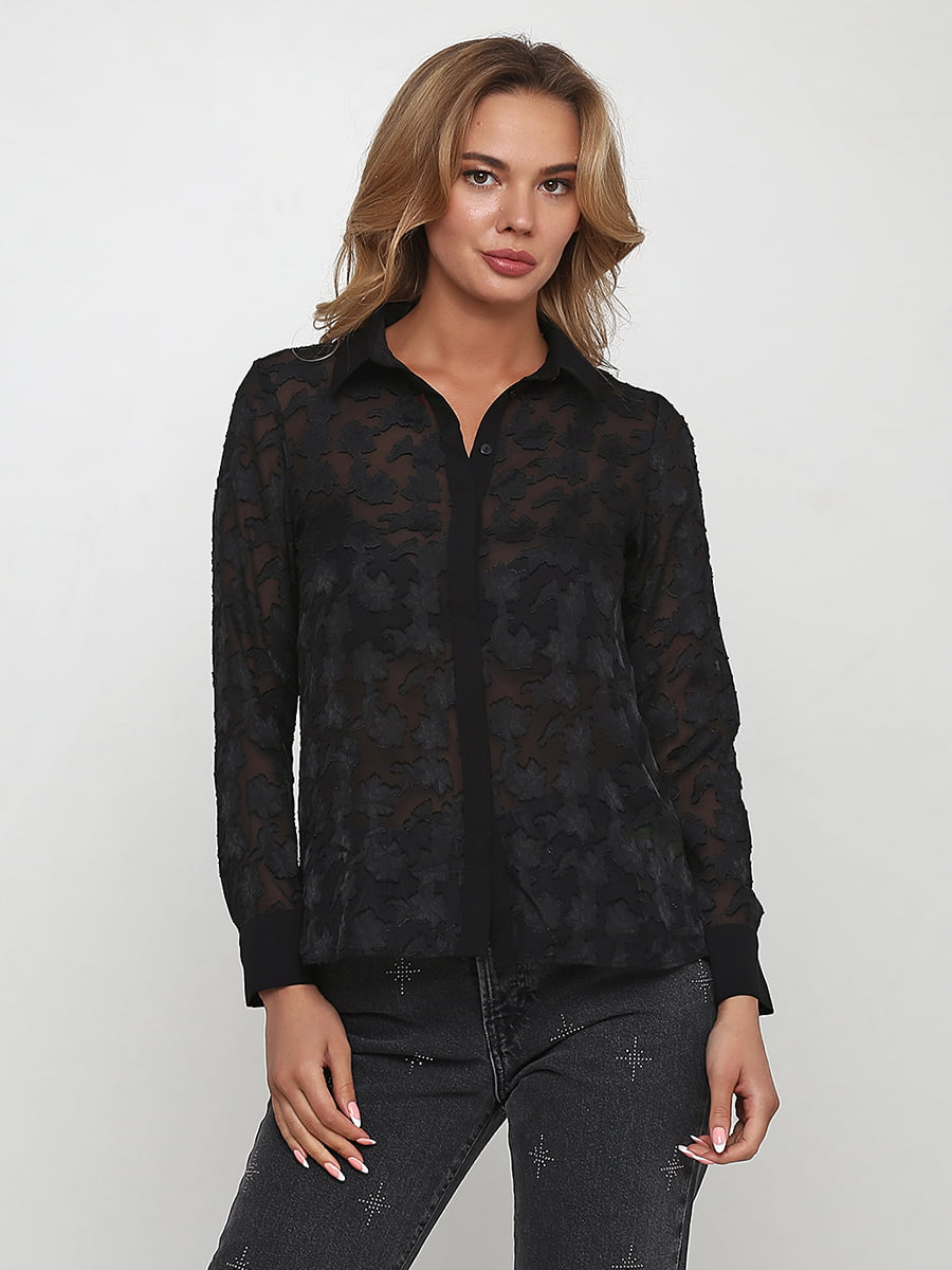 Блуза чорна | 5388807