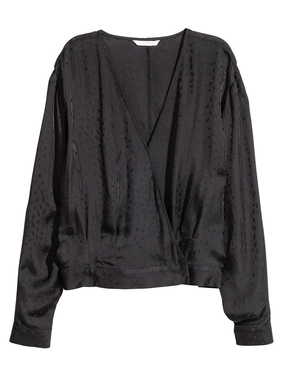 Блуза черная | 5388857