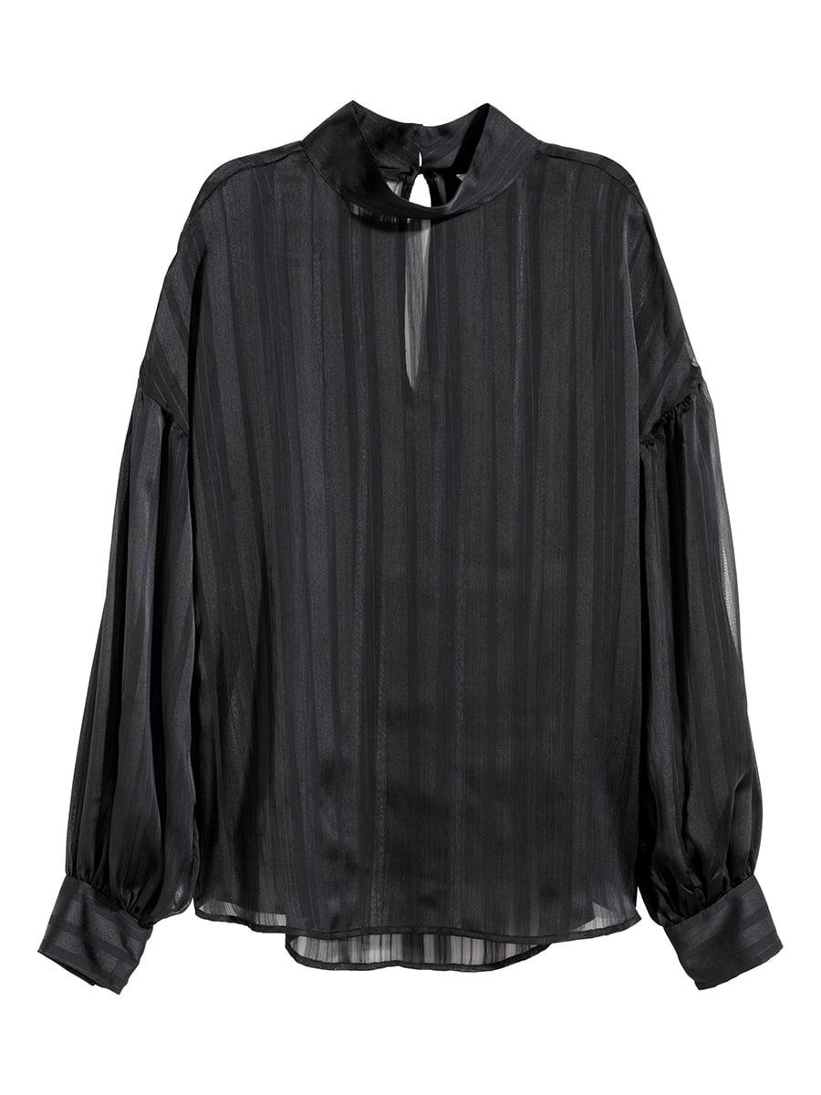 Блуза черная | 5388864