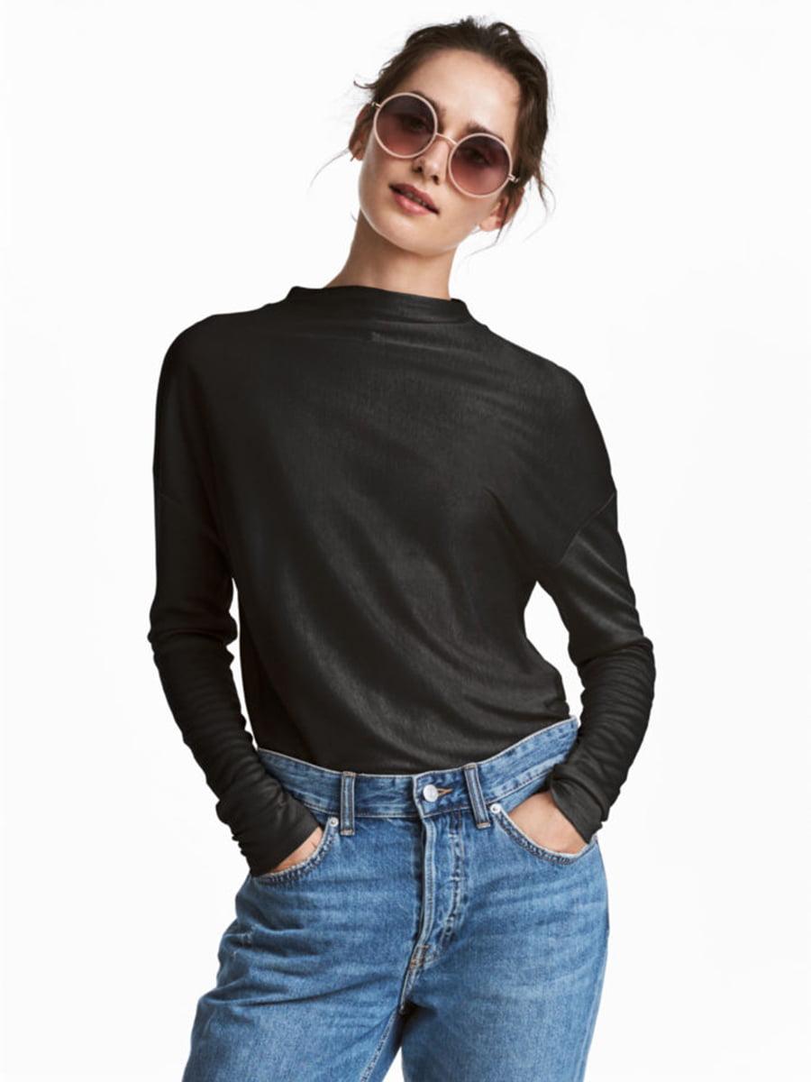 Блуза черная | 5402097