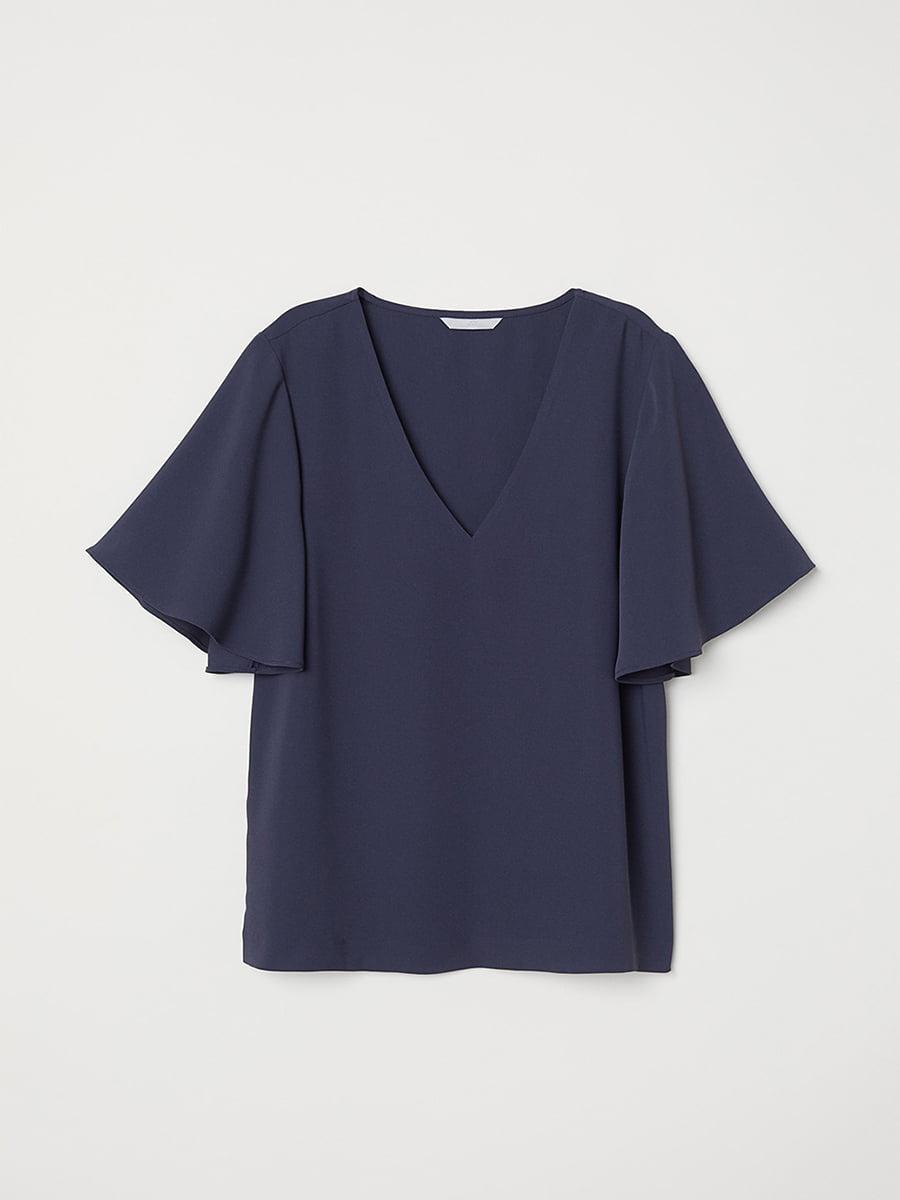 Блуза синя   5402173