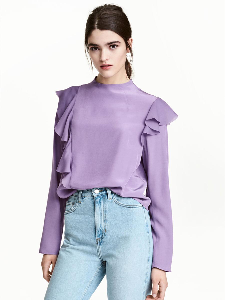 Блуза бузкова | 5449963