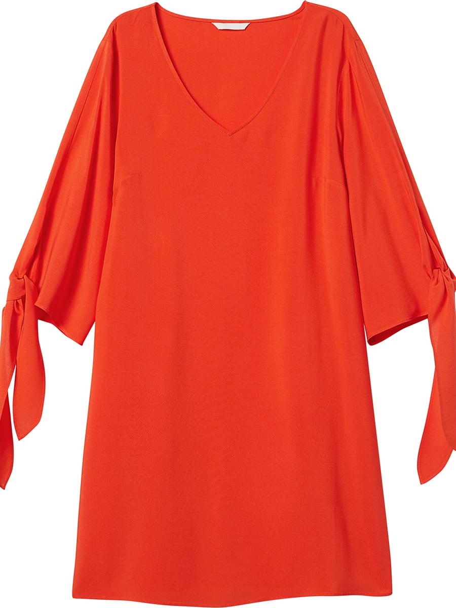 Платье красное | 5450153