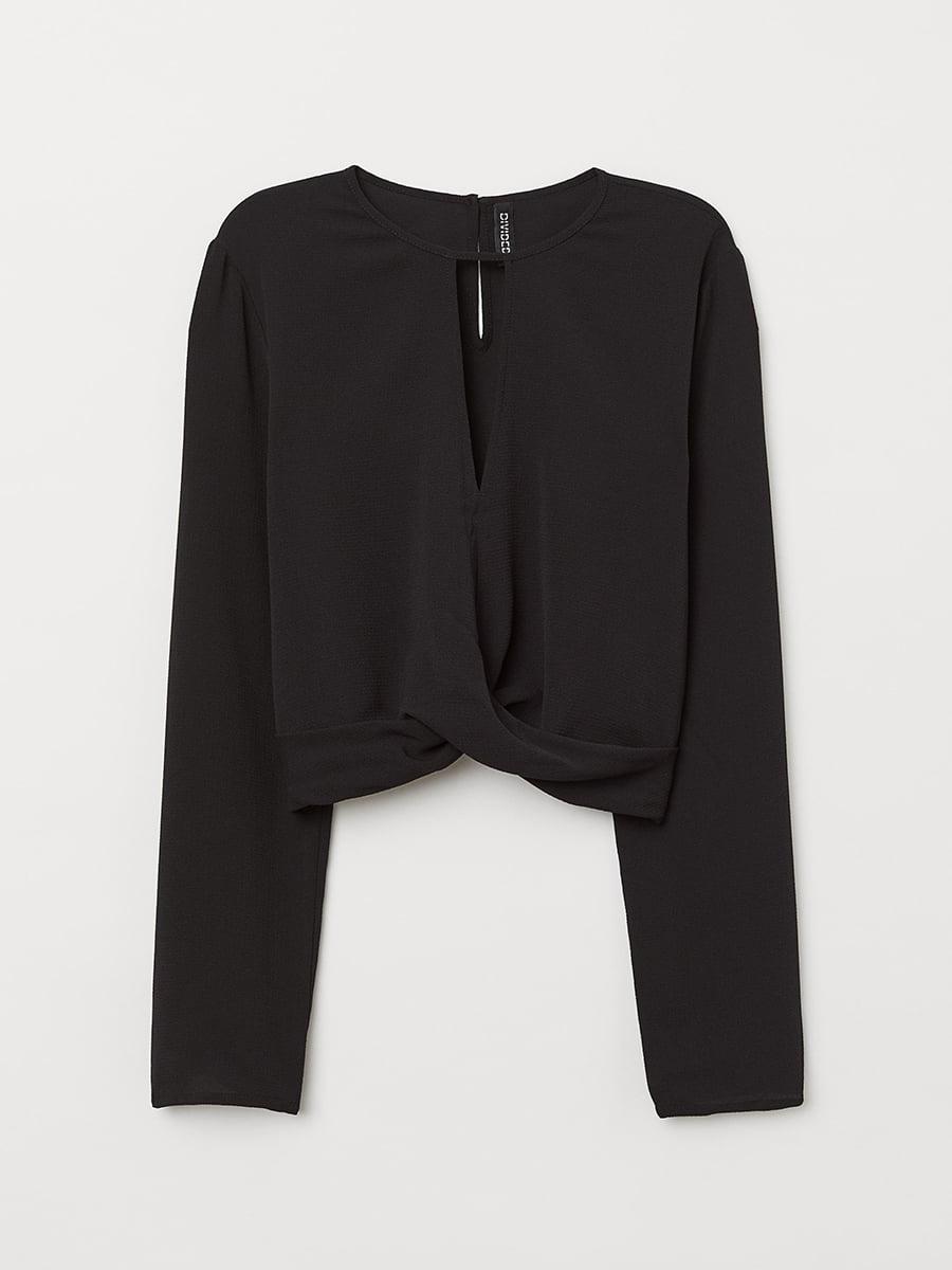 Блуза черная | 5450160