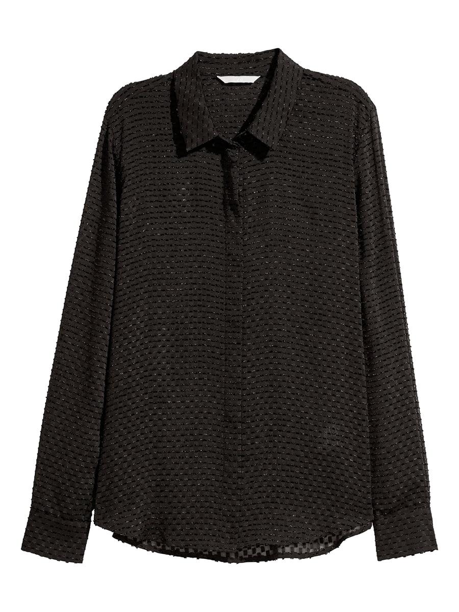 Блуза черная   5457104