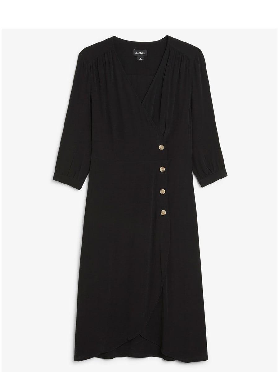 Платье черное | 5457235