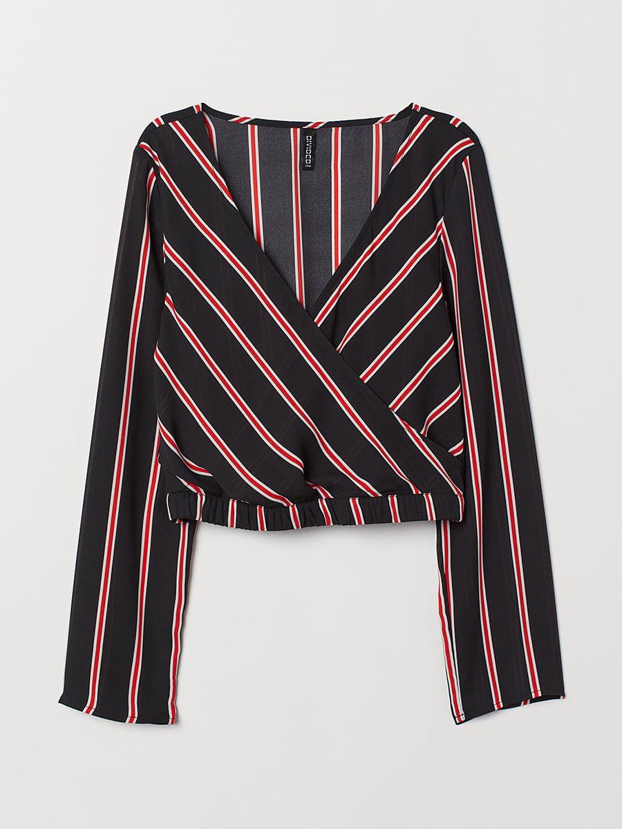 Блуза в полоску | 5457408
