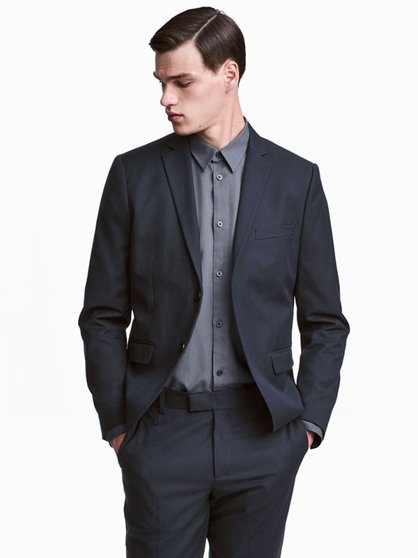 Пиджак синий | 5402087