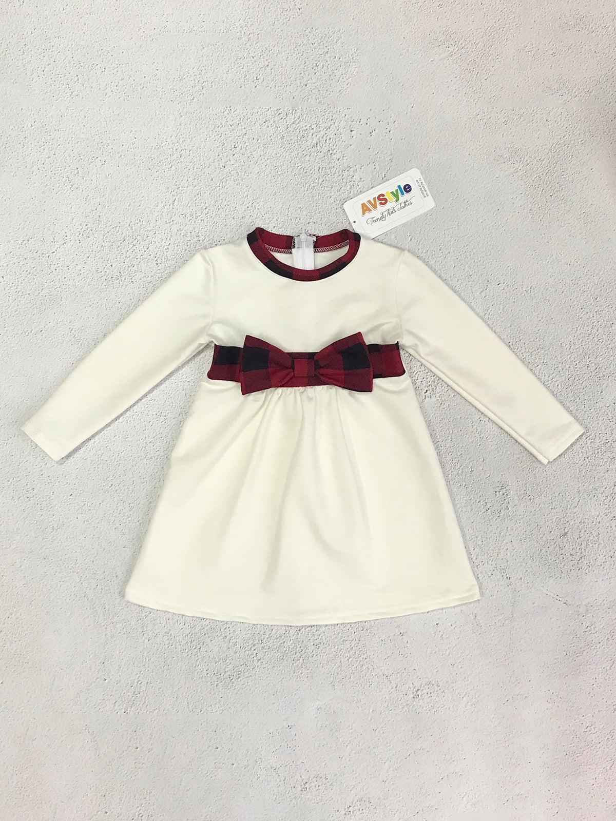 Платье молочного цвета | 5460061