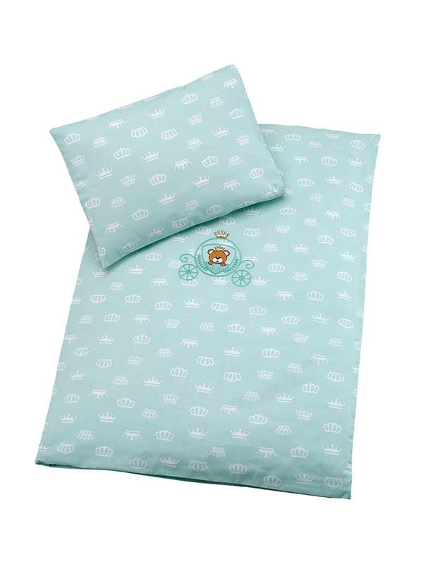 Комплект постельного белья в коляску   5458374