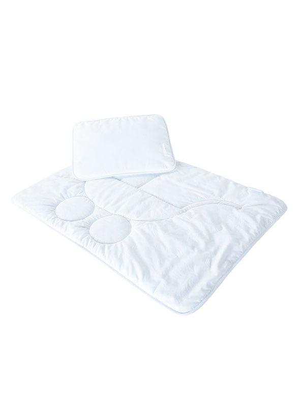 Набор в коляску: одеяло (60х80) и подушка (30х40) | 5458382