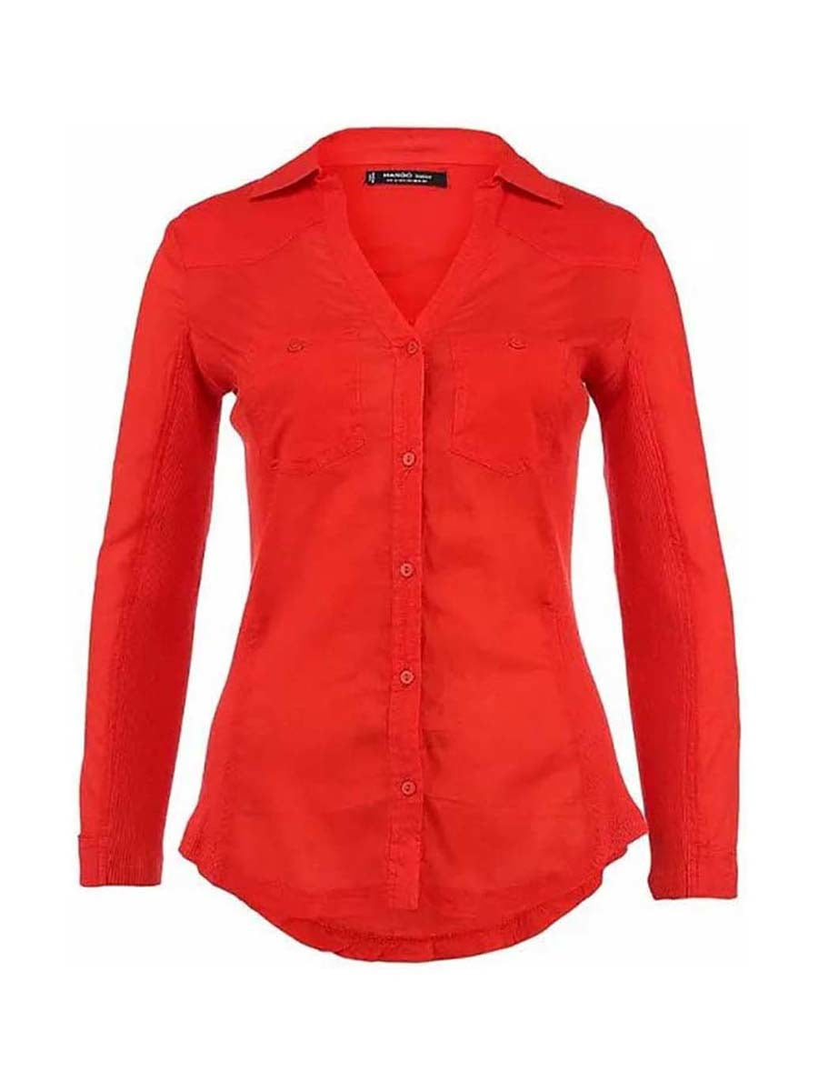 Рубашка красная | 5460691