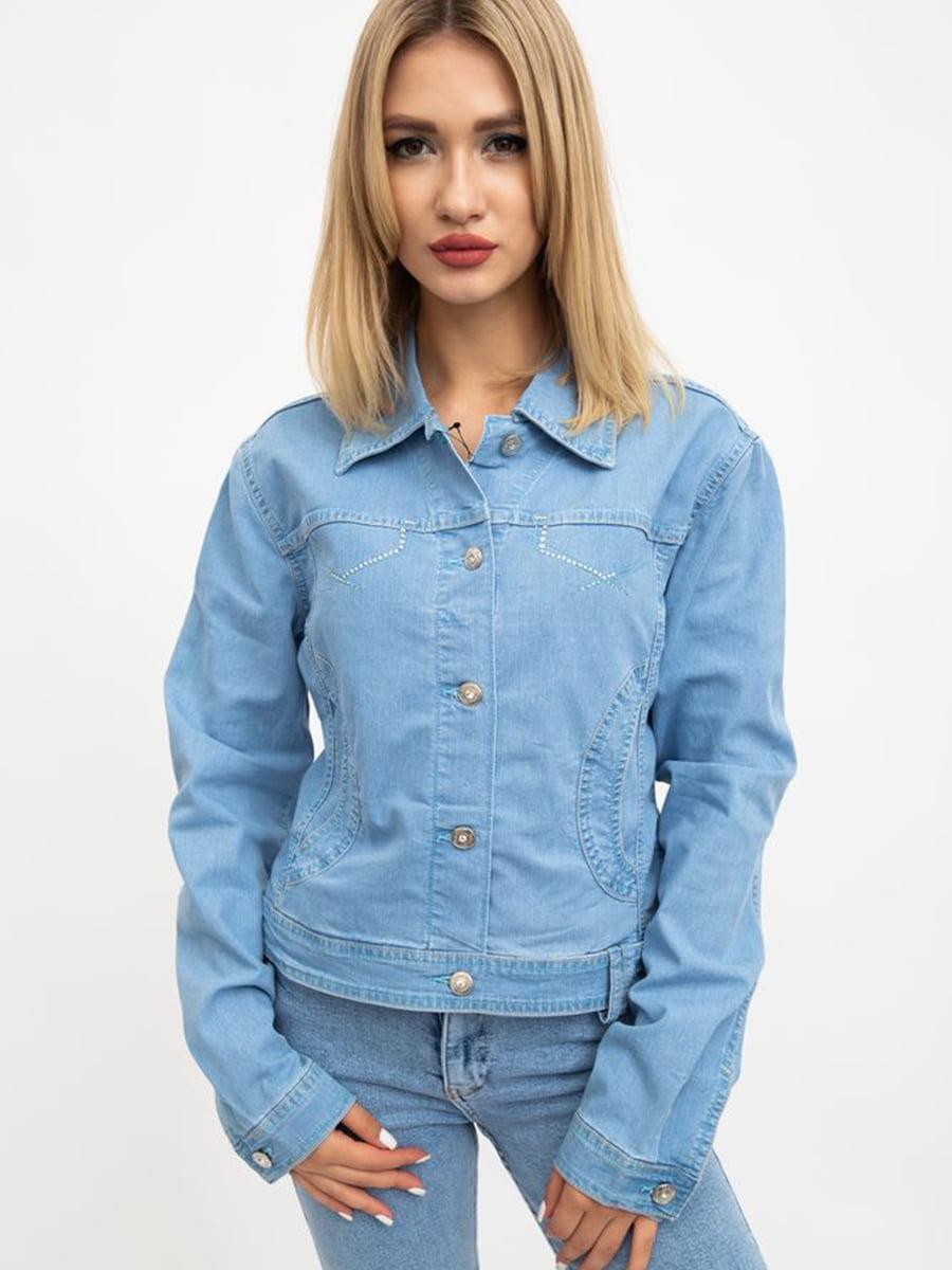 Куртка светло-голубая | 5461781