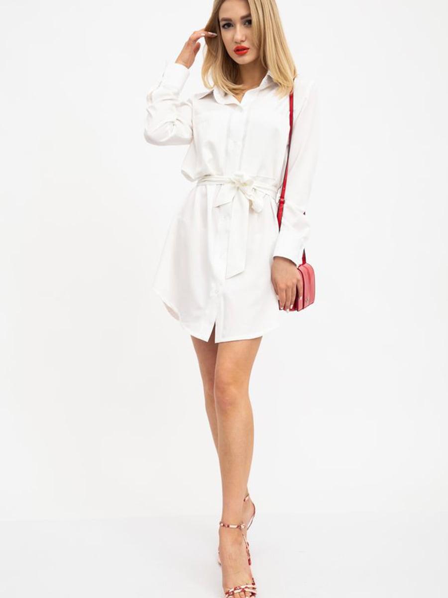 Платье молочного цвета | 5461809
