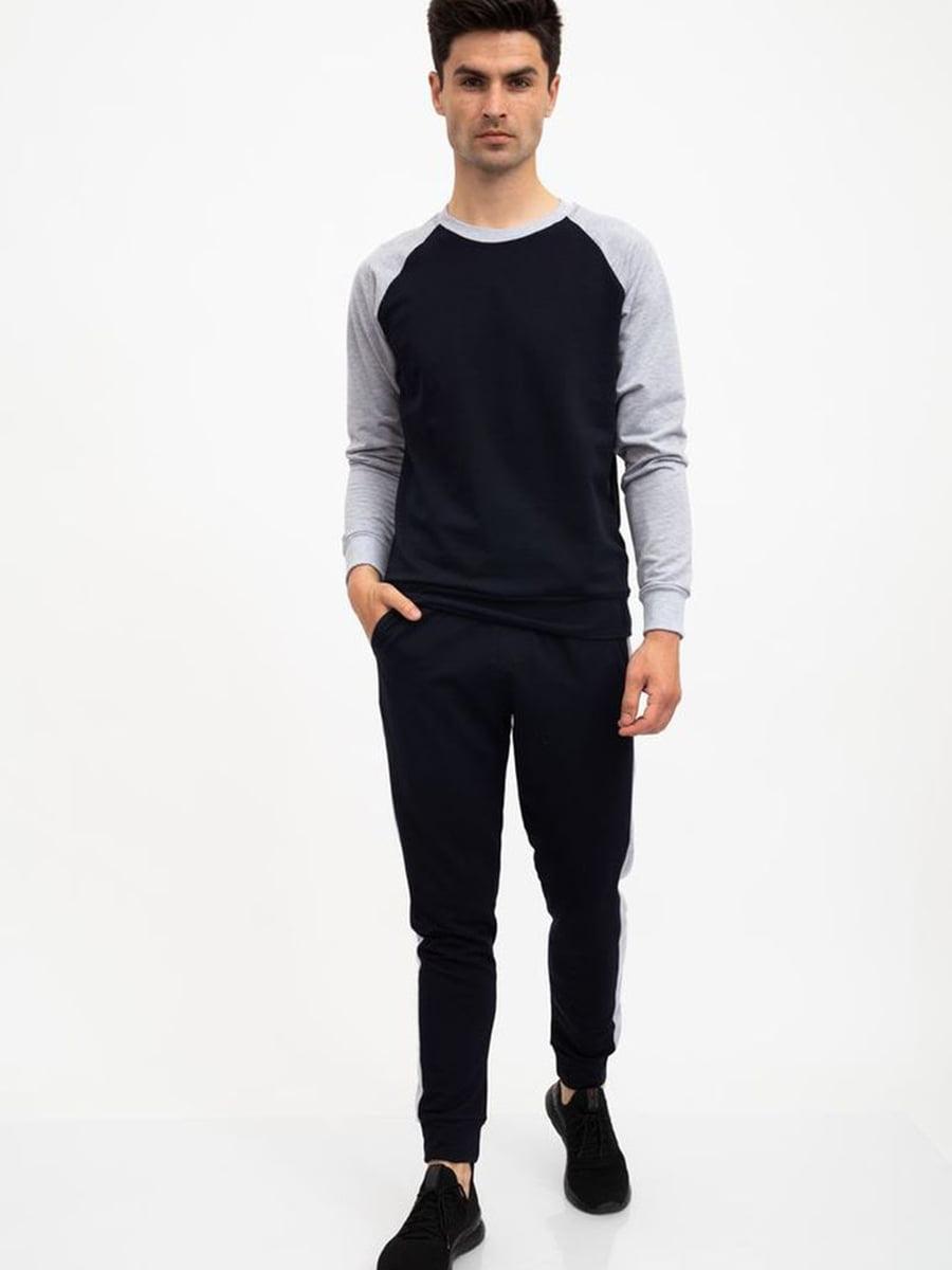 Костюм спортивный: свитшот и брюки | 5461833
