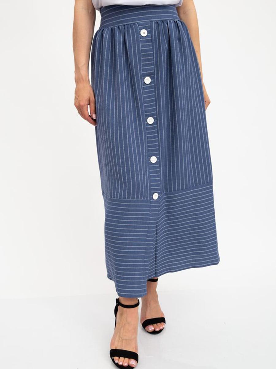 Юбка джинсового цвета   5461907