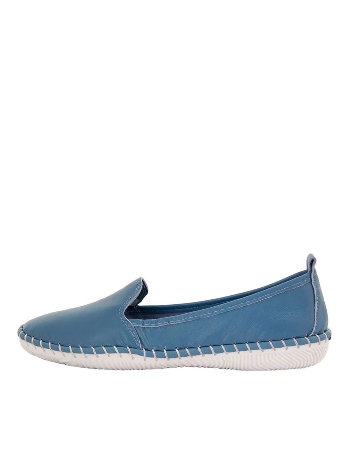 Туфли синие   5464804
