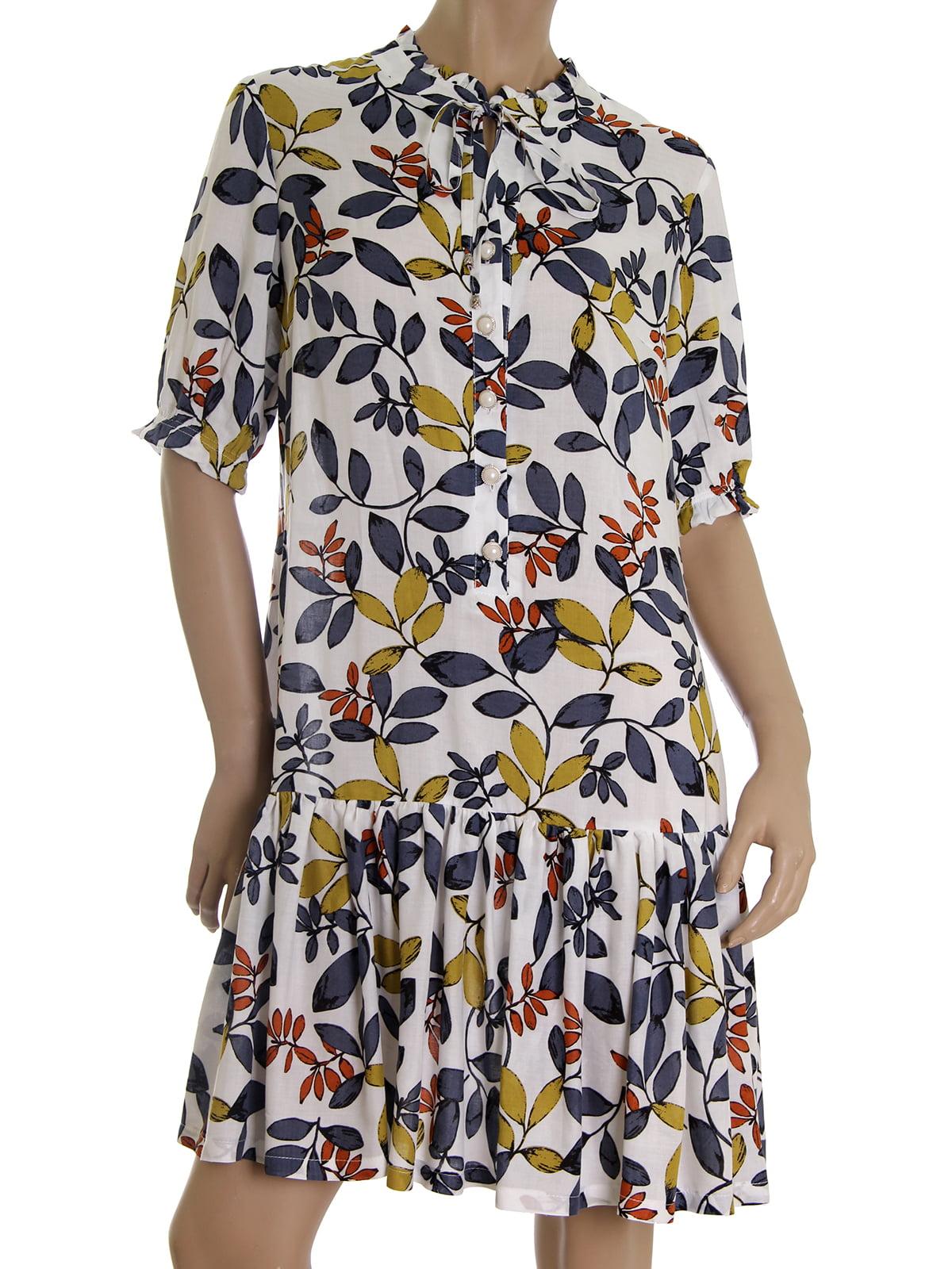 Платье в принт | 5464917