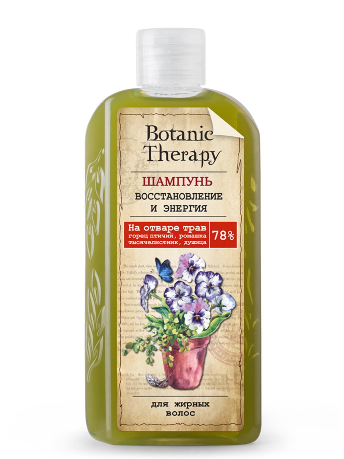 Шампунь «Відновлення та енергія для жирного волосся» (285 г)   5465185