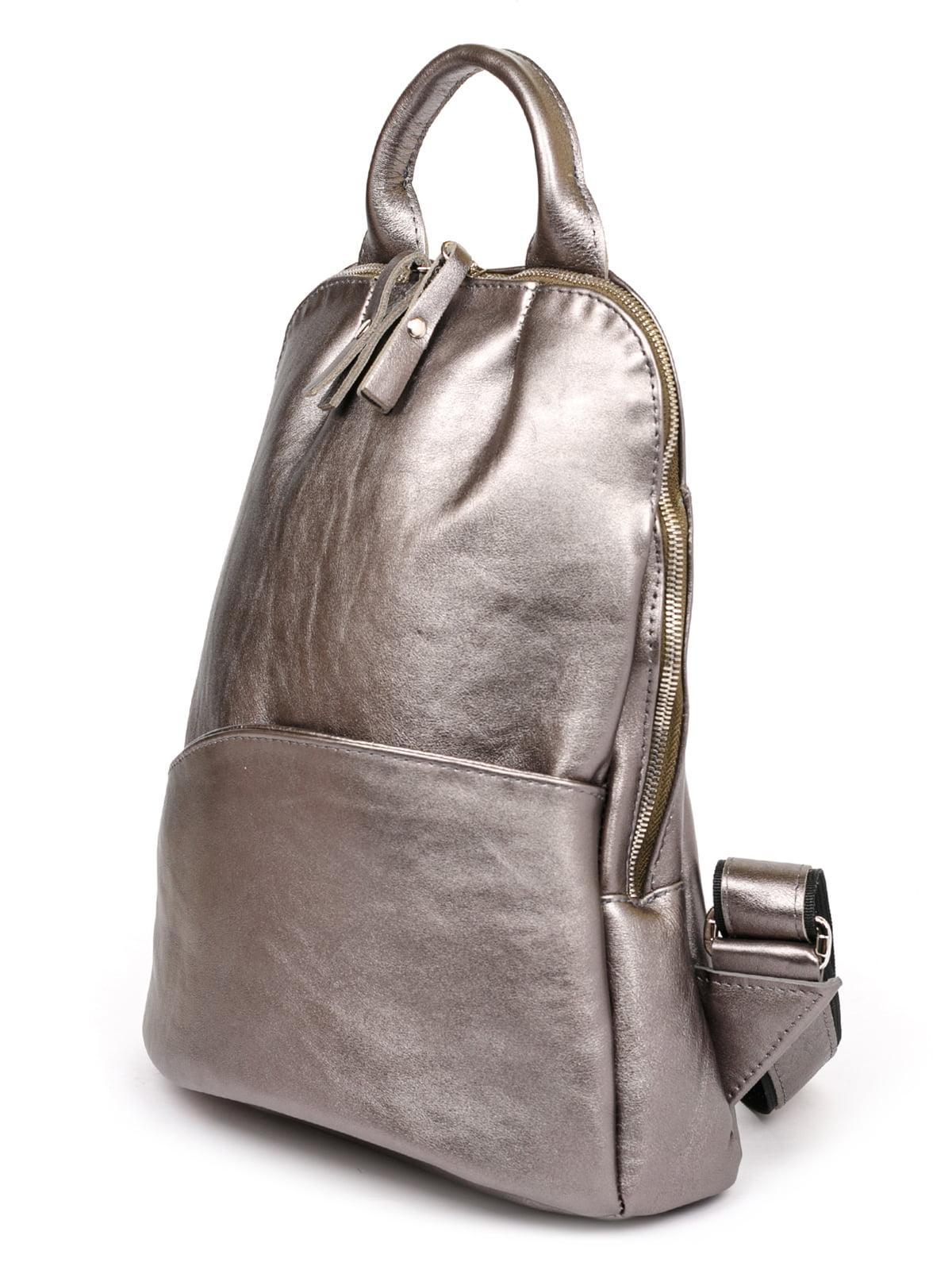 Рюкзак бронзового цвета | 5465393