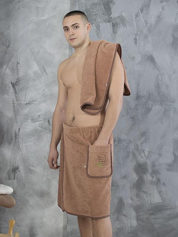 Комплект для сауны: юбка и полотенце (56-58) | 5472418
