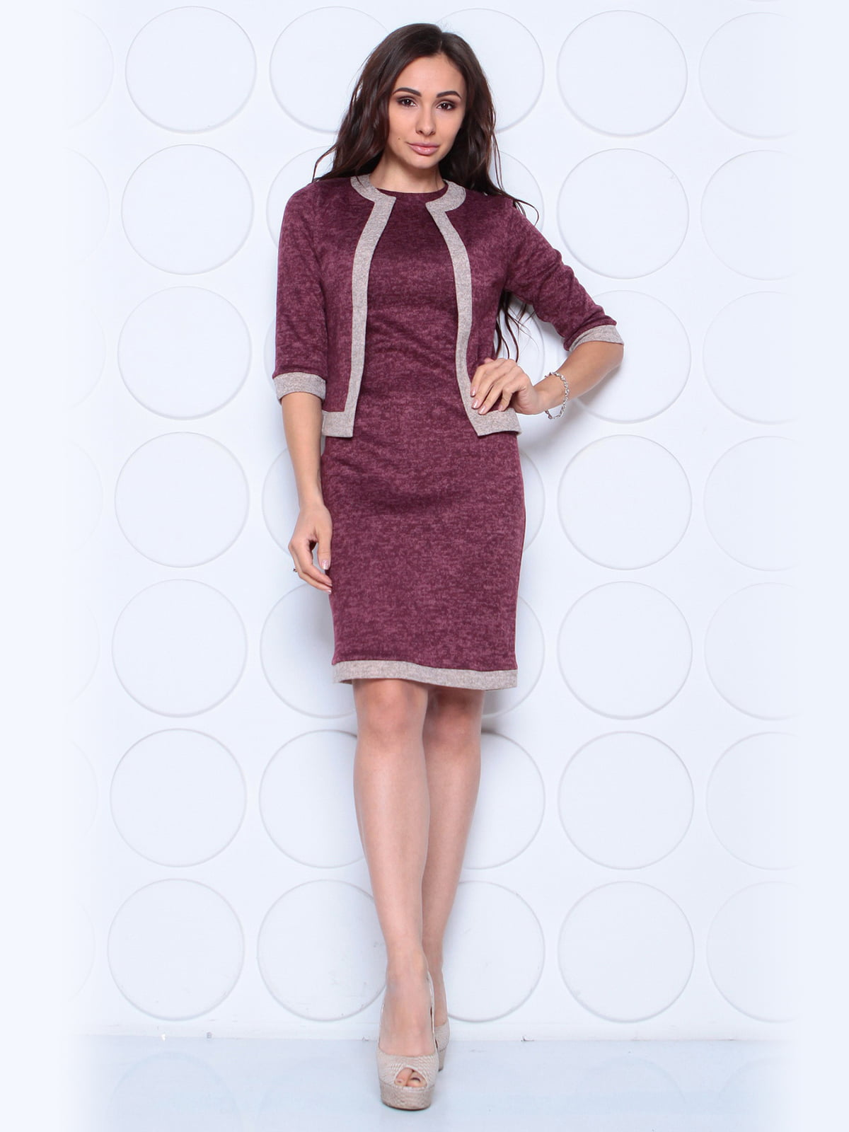 Комплект: жакет і сукня | 5447252