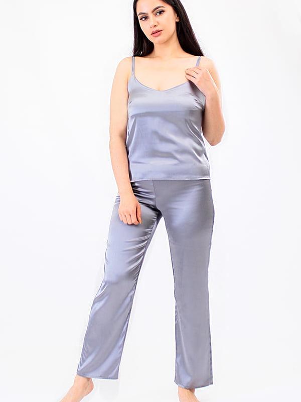 Пижама: топ и брюки | 5473439