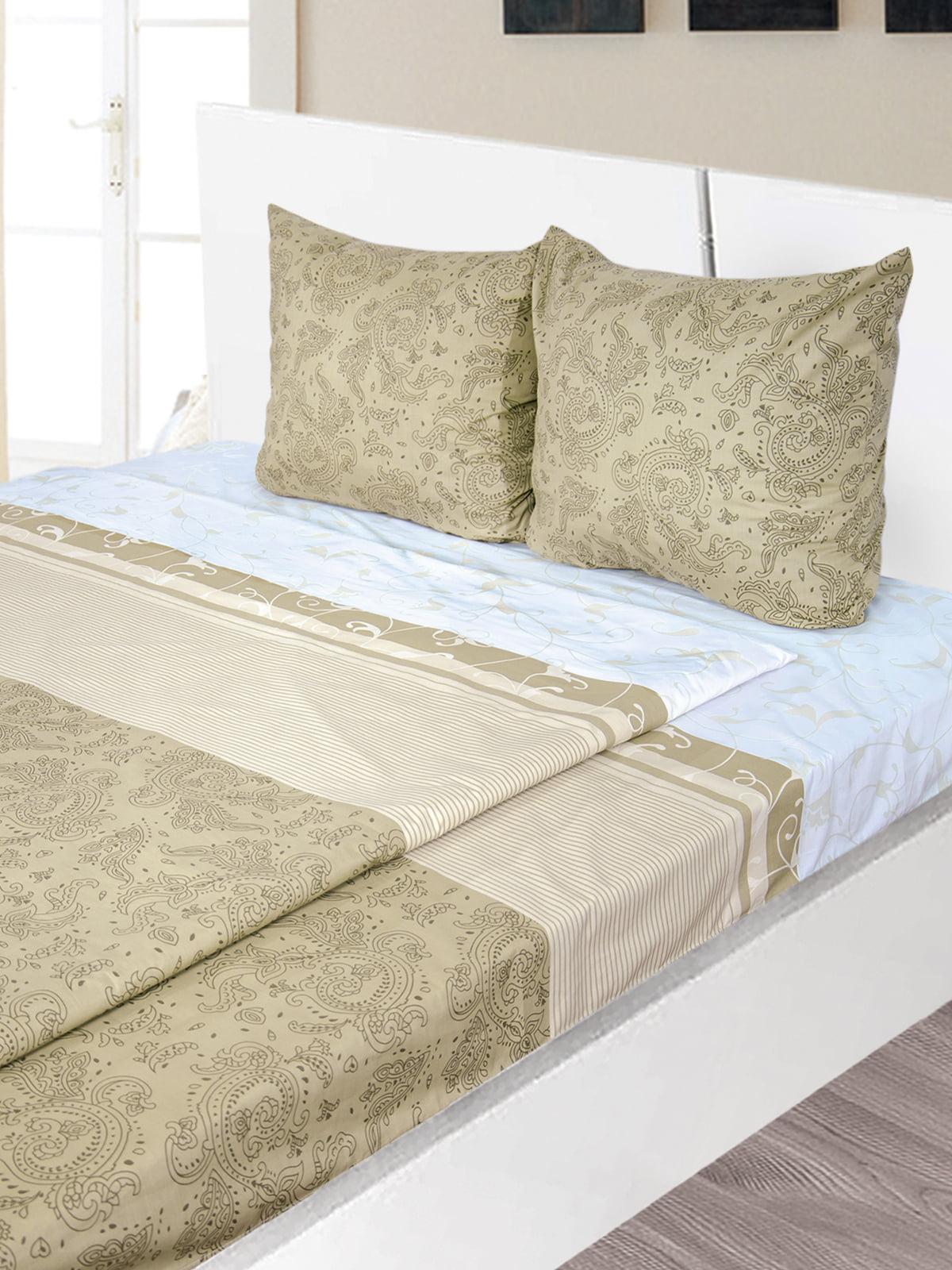 Комплект постельного белья двуспальный | 5447398