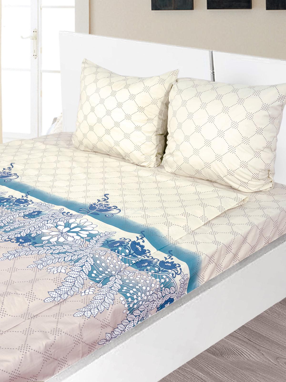 Комплект постельного белья двуспальный | 5447399