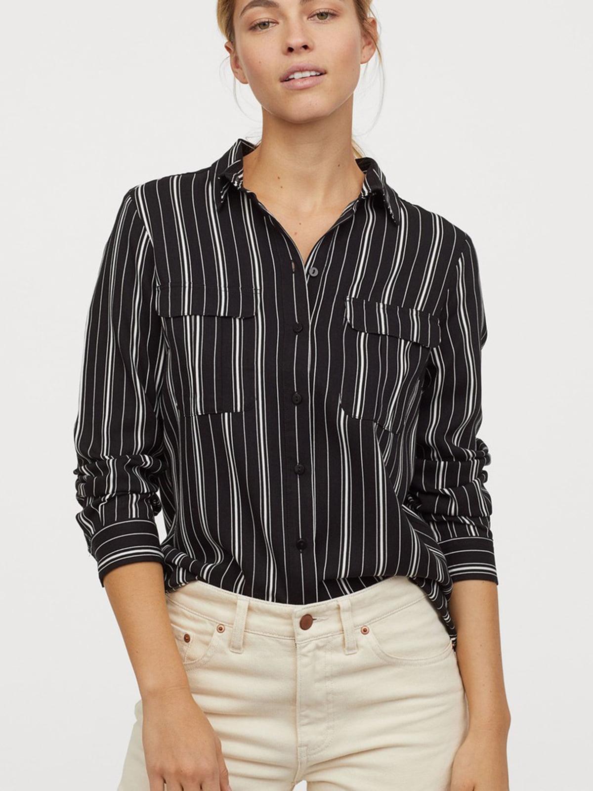 Рубашка в полоску | 5388975