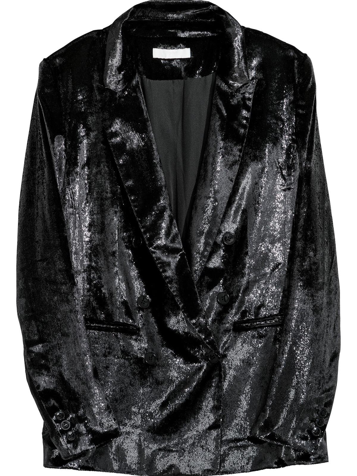 Жакет черный   5474500