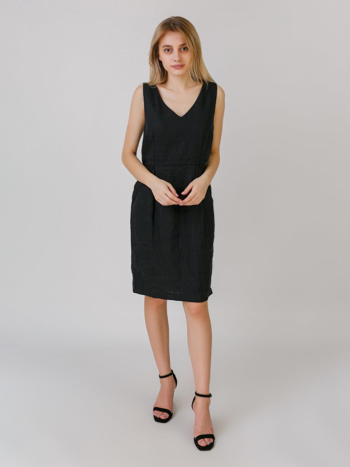 Платье черное   5464558
