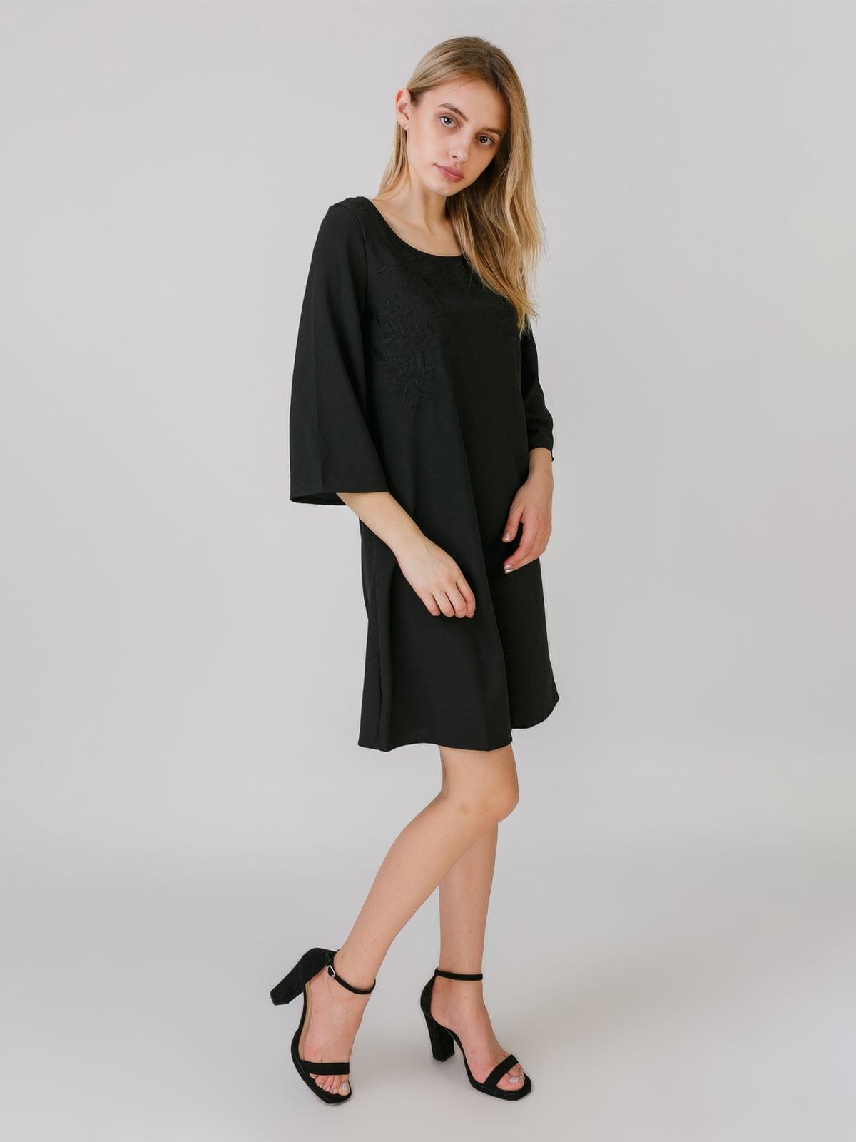 Платье черное | 5464561