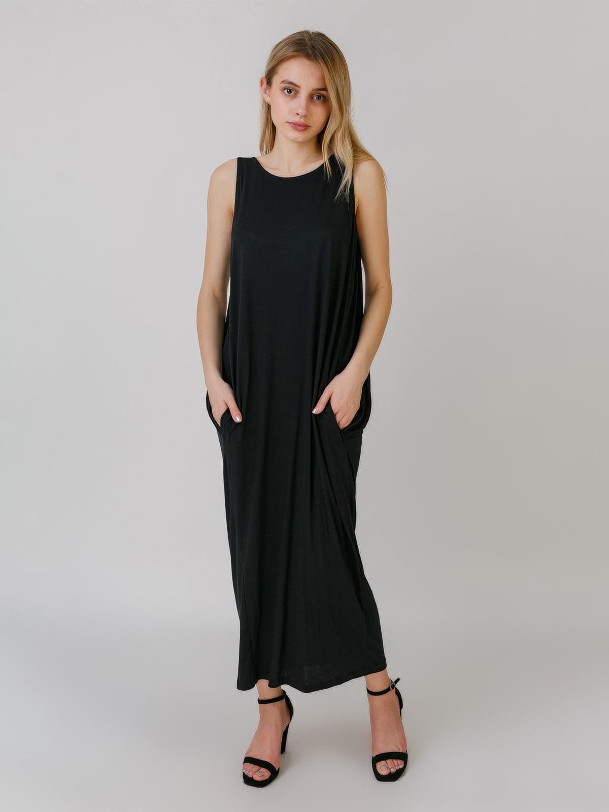 Платье черное | 5464552