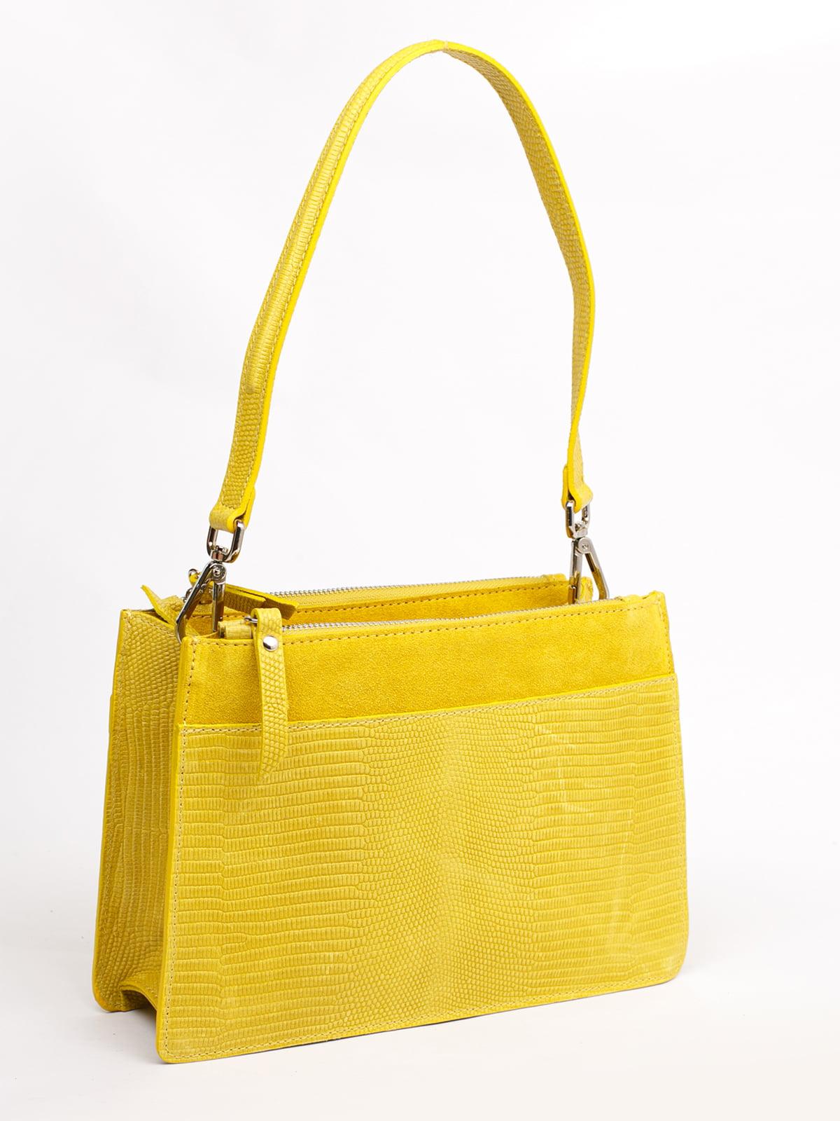 Сумка желтая | 5474182