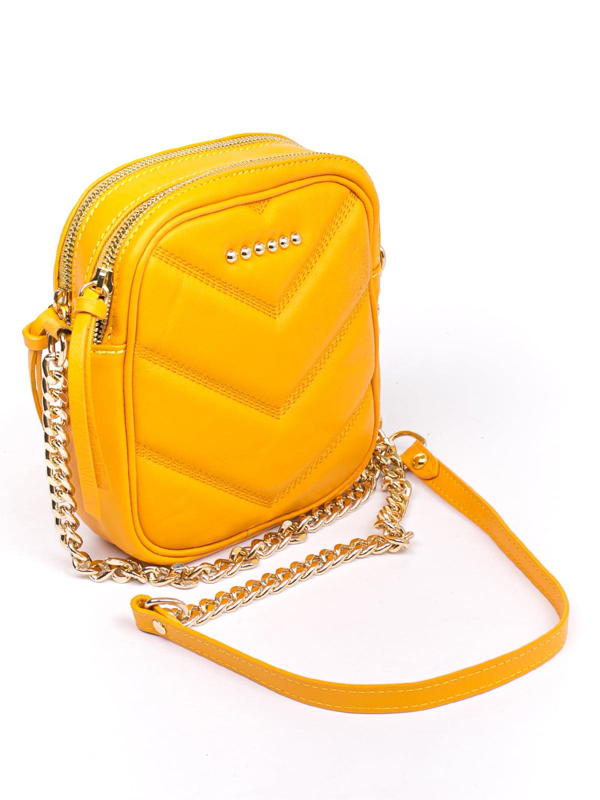 Сумка желтая   5473926