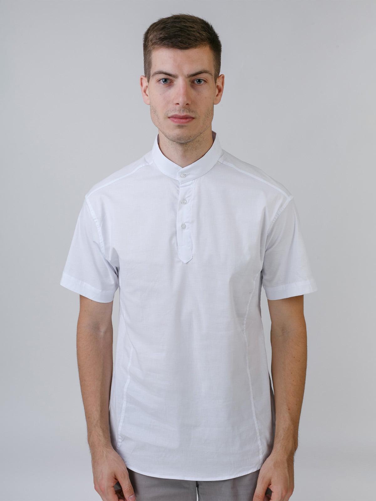 Рубашка белая | 5464658
