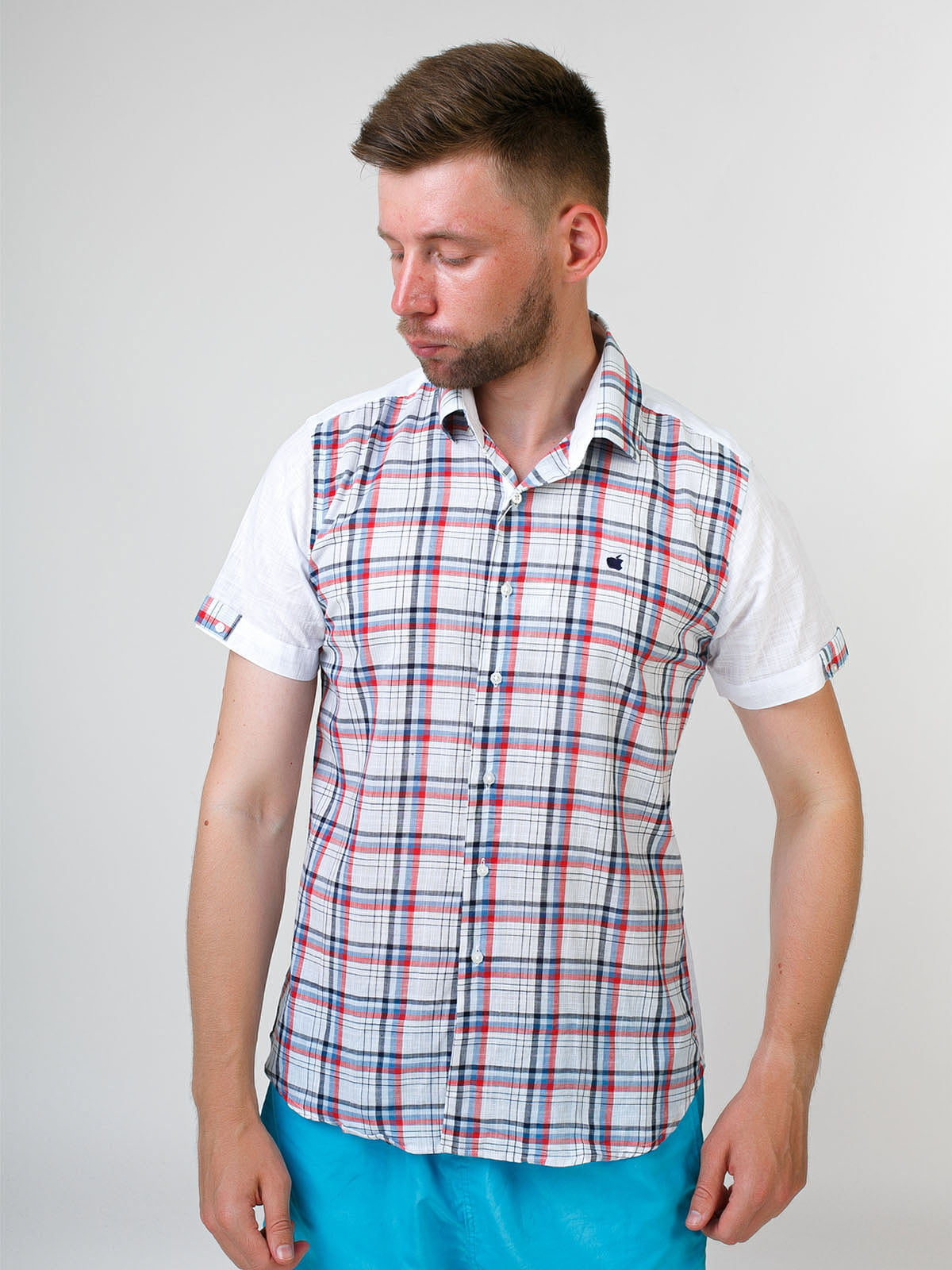 Рубашка в клетку | 5474612