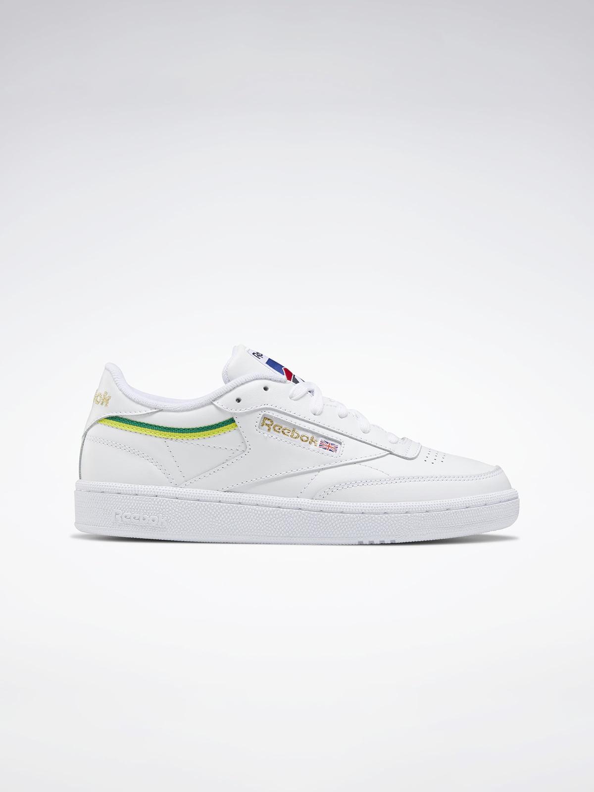 Кроссовки белые | 5463701