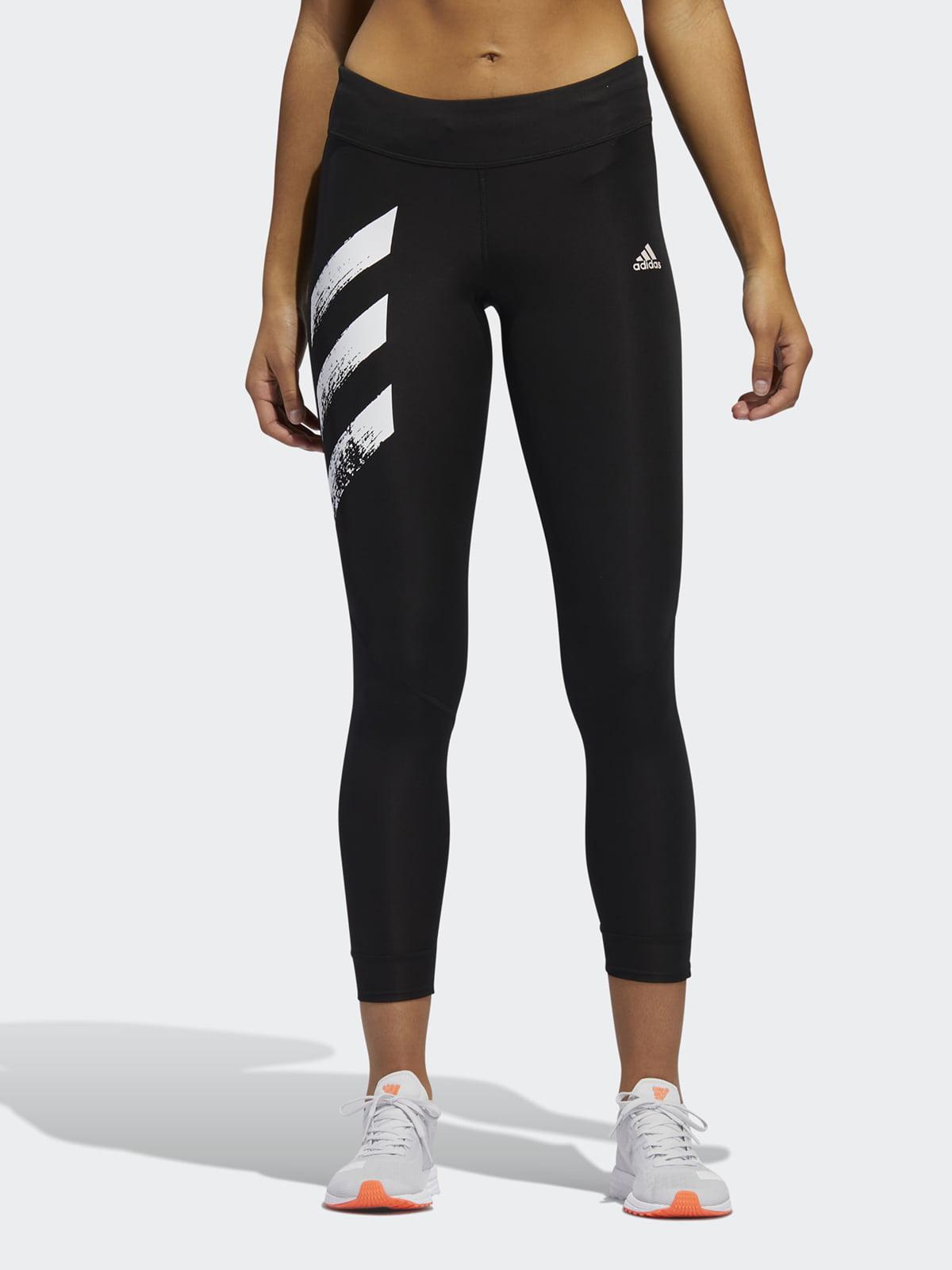 Легінси чорно-білі з логотипом | 5463587
