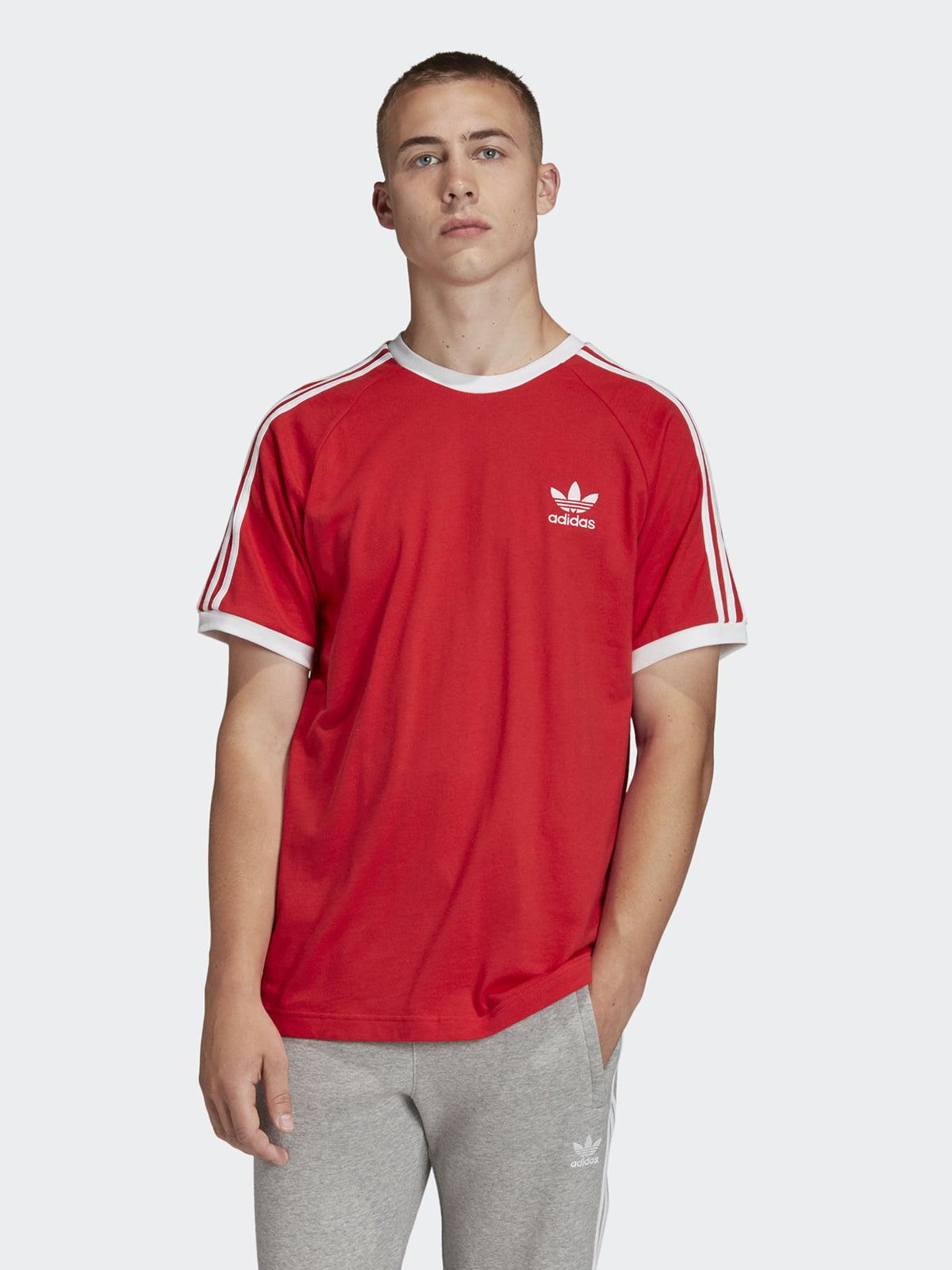 Футболка красная | 5463550